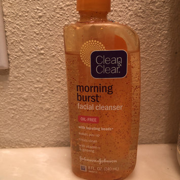 Photo of Clean & Clear® Morning Burst® Facial Cleanser uploaded by Valeria S.