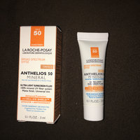 La Roche-Posay Anthelios Mineral SPF 50 Tinted Sunscreen uploaded by Hanna A.