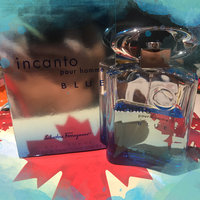 Salvatore Ferragamo Incanto Blue Cologne Eau De Toilette Spray 3.4 Ounce uploaded by Sergio V.