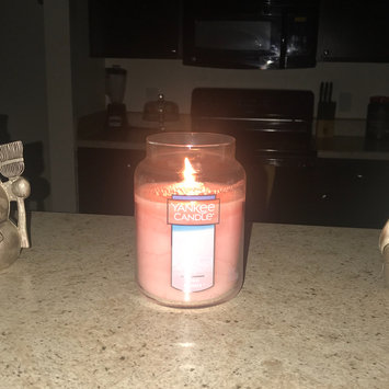 Photo of Yankee Candle Pink Sands Large Classic Candle Jar uploaded by Melissa G.