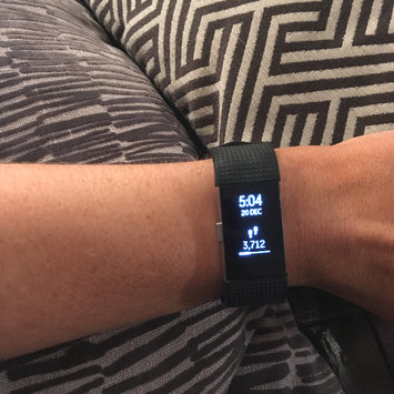 Photo of Fitbit Charge 2 - Black, Large by Fitbit uploaded by Aimee U.