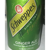 Schweppes Ginger Ale uploaded by Stephanie B.