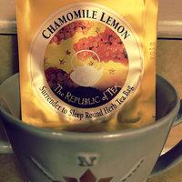 The Republic of Tea, Chamomile Lemon Herbal Tea Bags uploaded by Hannah C.