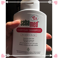 Sebamed everyday shampoo, for all hair types and sensitive scalp, 6.8 Fluid Ounce Bottle uploaded by Panchami B.