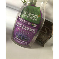 Seventh Generation Free & Clear Natural Dish Liquid uploaded by Joselyn M.
