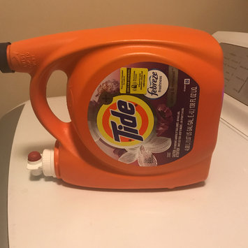 Photo of Tide Plus Febreze Freshness Liquid Laundry Detergent uploaded by Stephanie B.