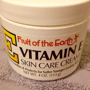 Photo of Fruit of the Earth Vitamin E Skin Care Cream uploaded by Nka k.