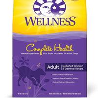 Wellpet Llc Wellpet OM08911 30 lb Dog Wellness Chicken Food uploaded by Umema H.
