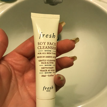 Photo of fresh Soy Face Cleanser uploaded by Samantha S.