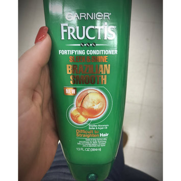 Photo of Garnier Fructis Sleek & Shine Brazilian Smooth Conditioner uploaded by Hannah C.
