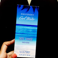 Davidoff Cool Water Exotic Summer Eau De Toilette Spray for Men uploaded by Myra D.