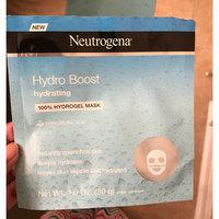 Neutrogena® Hydro Boost hydrating 100% Hydrogel Mask uploaded by Namrata P.