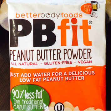 Photo uploaded to Better Body Foods PB Fit Peanut Butter Powder 8 oz by Oludamilola A.