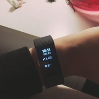 Fitbit Charge 2 - Black, Large by Fitbit uploaded by Tara A.