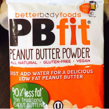 Photo of Better Body Foods PB Fit Peanut Butter Powder 8 oz uploaded by Oludamilola A.
