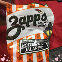 Zapp's Potato Chips - Hotter 'N Hot Jalapeno - 1.5 oz bag uploaded by Meaghan B.