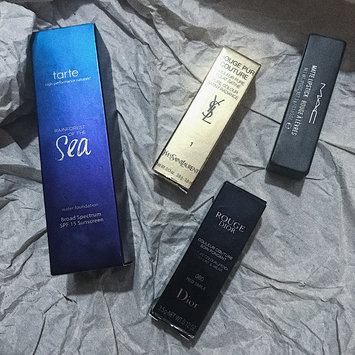 Photo of tarte Rainforest of the Sea Water Foundation Broad Spectrum SPF 15 uploaded by Kylie N.