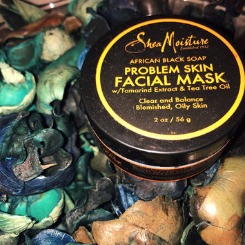 Photo of SheaMoisture African Black Soap Problem Skin Facial Mask uploaded by Briana H.