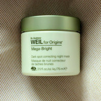Origins Dr. Andrew Weil For Origins™ Mega-bright Dark Spot Correcting Night Mask uploaded by Aliesh A.