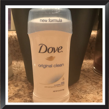 Photo of Dove® Original Clean Antiperspirant & Deodorant uploaded by Stephanie B.