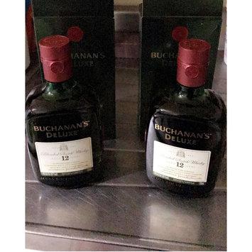 Photo of Buchanans Buchanan's Scotch Deluxe 12 Year 750ML uploaded by Jayy R.