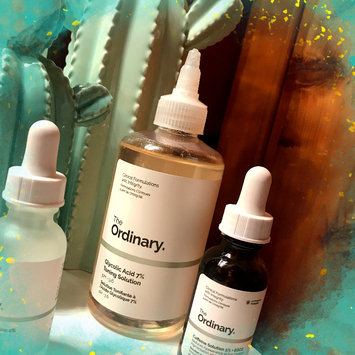 Photo of The Ordinary Glycolic Acid 7% Toning Solution uploaded by Danielle K.