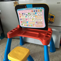 VTech Touch and Learn Activity Desk Deluxe [] uploaded by Laura M.