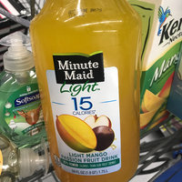 Minute Maid® Light Mango Passion Fruit Drink uploaded by Jasmin L.