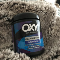 Oxy Acne Medication Daily Defense Cleansing Pads - 90 CT uploaded by Jenna M.
