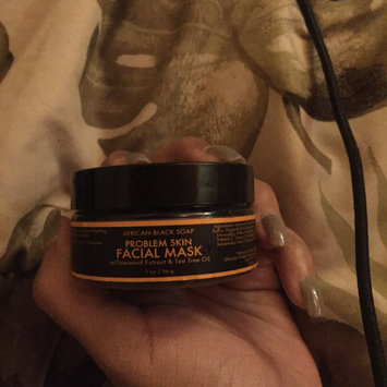 Photo of SheaMoisture African Black Soap Problem Skin Facial Mask uploaded by Kayla M.