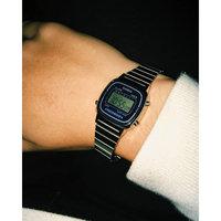 Casio Men's A168W-1 Electro Luminescence Digital Bracelet Watch uploaded by Adriana L.