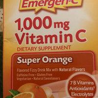 Emergen-C Immune+ System Support Super Orange uploaded by Jenna G.