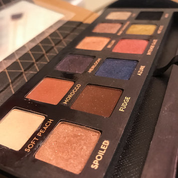 Photo of Anastasia Beverly Hills Couture World Traveler Eye Shadow Palette uploaded by Desiree T.