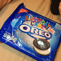 Nabisco Oreo Sandwich Cookies Chocolate  Birthday Cake uploaded by amry l.