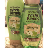 Garnier Whole Blends Green Apple & Green Tea Extracts Refreshing Shampoo uploaded by Jennifer S.