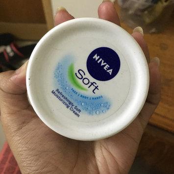 Photo of NIVEA Refreshingly Soft Moisturizing Cream uploaded by Tabinda Z.