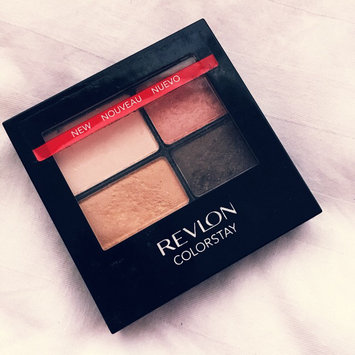 Photo of Revlon Colorstay 16-hour Eye Shadow uploaded by Ariana F.