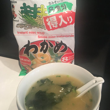Photo of Shinsyu-ichi Instant Miso Soup (Soybean Paste Soup /White) - 2.24oz Pack of 3 uploaded by Berneta A.