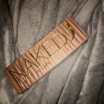 Photo of Urban Decay Naked3 Eyeshadow Palette uploaded by Greenlee F.