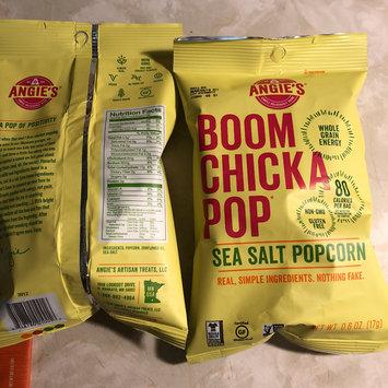 Photo of Angie's® Boom Chicka Pop® Sea Salt Popcorn uploaded by Widienne B.