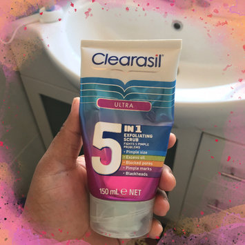 Photo of Clearasil Ultra Daily Face Wash Acne Medication uploaded by aisa w.