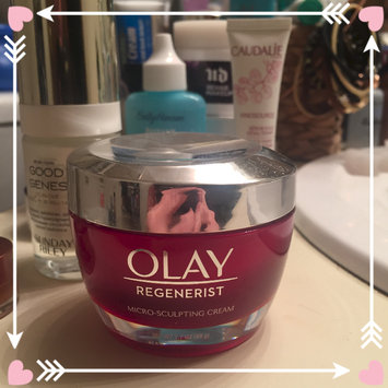 Photo of Olay Regenerist Micro-Sculpting Cream uploaded by Cathy B.