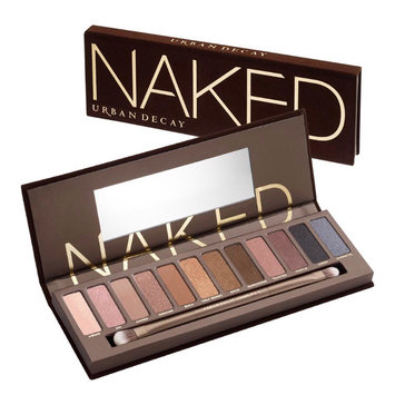 Photo uploaded to Urban Decay Naked Palette by Angie S.