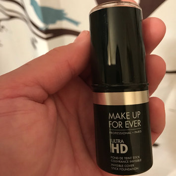 Photo of MAKE UP FOR EVER Ultra HD Invisible Cover Stick Foundation uploaded by Amy H.