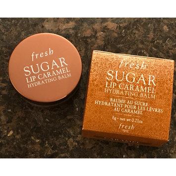 Photo of fresh Sugar Lip Caramel Hydrating Balm uploaded by Julie R.