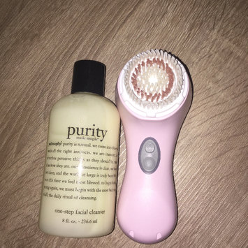 Photo of philosophy purity made simple one-step facial cleanser uploaded by ジィニファ一ですよ🤙🏼✨