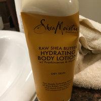 SheaMoisture Raw Shea Butter Hydrating Body Lotion uploaded by Langley P.