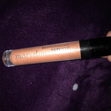 Photo of Bare Escentuals bareMinerals Marvelous Moxie® Lip Gloss uploaded by Natalie J.