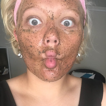Photo of LUSH Cup O' Coffee Face and Body Mask uploaded by Summer H.