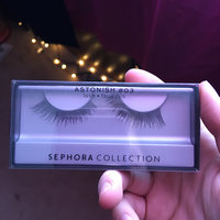 SEPHORA COLLECTION Luxe False Lash Flare - natural style uploaded by Halie S.